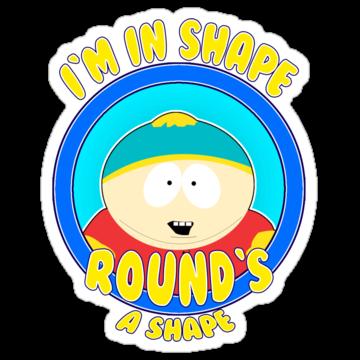 2709 Round's A Shape