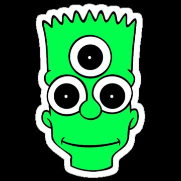 2722 Bart the Alien