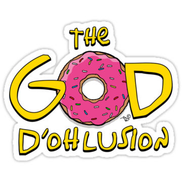 2741 The God D'oh!-lusion
