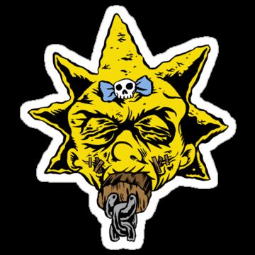4960 Shrunken-Head Maggie