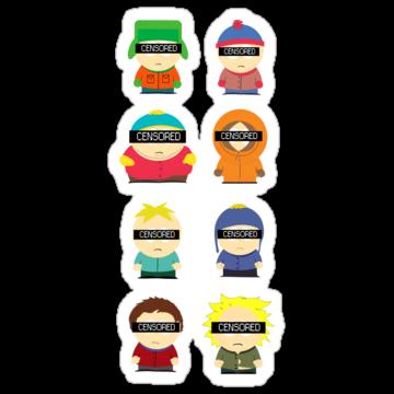 4966 South Park CENSORED