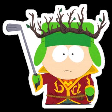 4967 Kyle Broflovski The Elf King