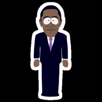 4970 Barack Obama (South Park)