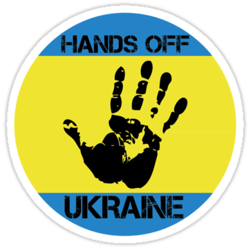 5001 hands off ukraine