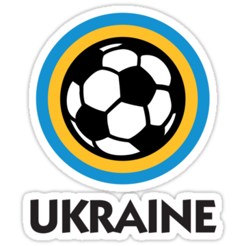 5034 Ukraine Football Soccer