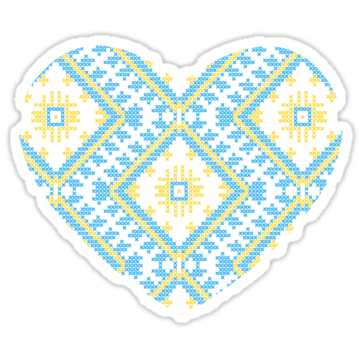 5051 Ukrainian national ornaments