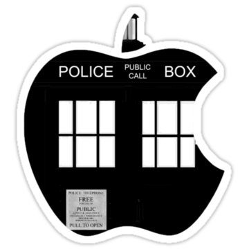 2761 Dr Who-Apple