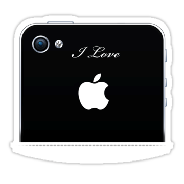 2769 I Love iPhone