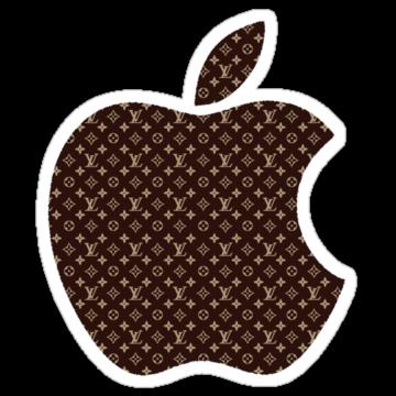 2783 Louis Vuitton Apple