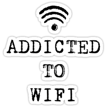 2793 ADDICTED TO WIFI