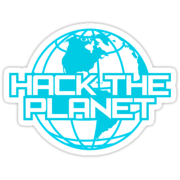 2807 Hack the Planet