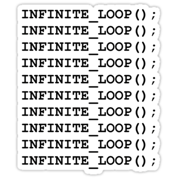 2818 Infinite Loop