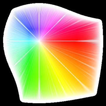 2834 Vector Field Colour Wheel