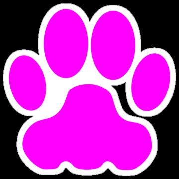2837 Big Cat Paw