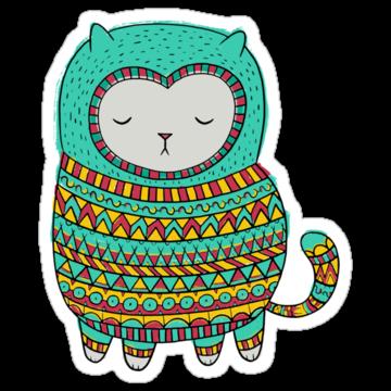 2851 Cozy Cat