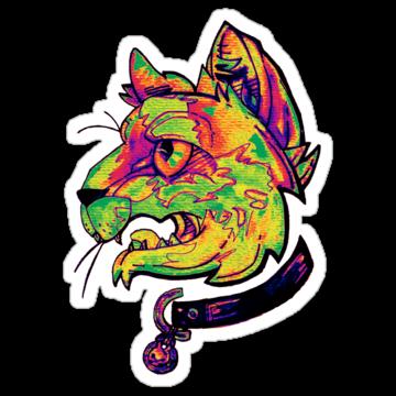 2865 Liquidcolor Neoncat