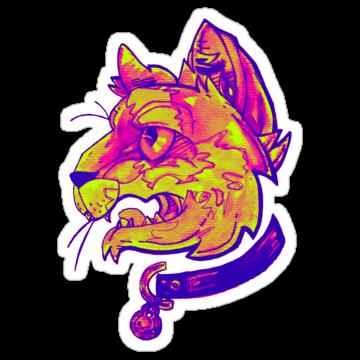 2880 Technicolor Dreamcat