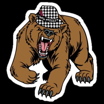 2885 Alabama Bear Bryant