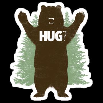 2890 Bear Hug