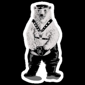 2896 Bi-polar bear