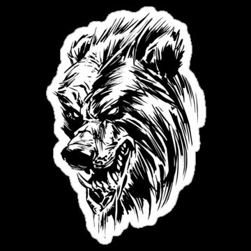 2897 Black Werebear