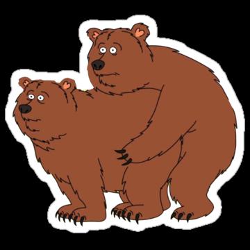 2907 Humping Bears