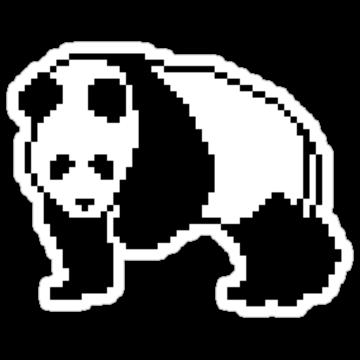 2918 Pixel Panda
