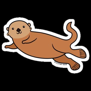 2958 Sea Otter