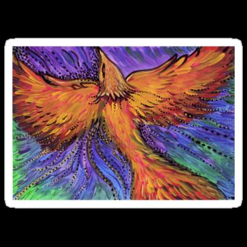 3016 The Fire Bird