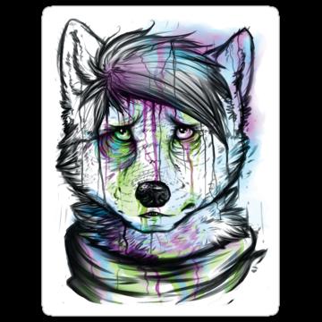 3044 Emo Dog