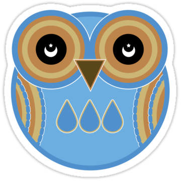 3080 Blue Owl