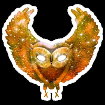 3082 Cosmic Owl