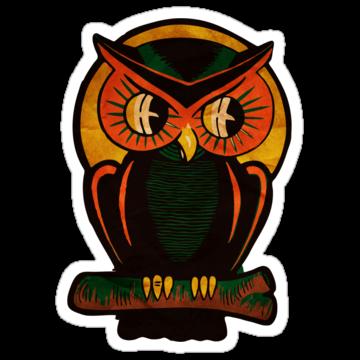 3084 Dirty Owl