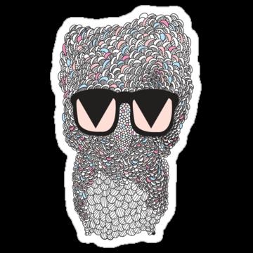 3088 Funky Owl