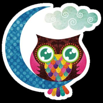 3099 My Crescent Owl