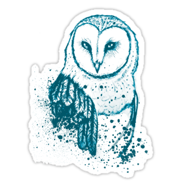3108 Owl Tee