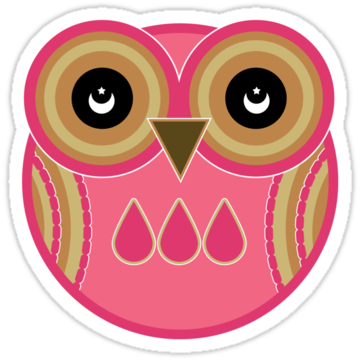 3116 Pink Owl
