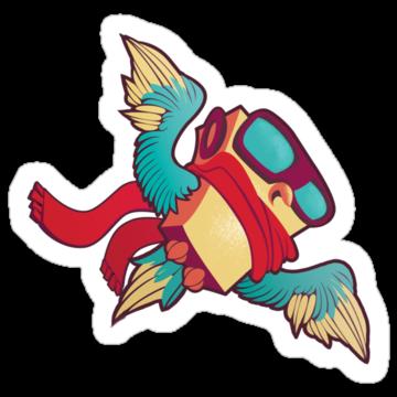 3117 Robo Owl