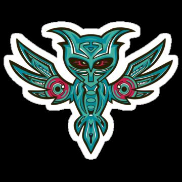 3123 Subwoofer Owl