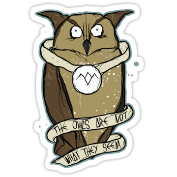 3133 Twin Peaks - The Owls
