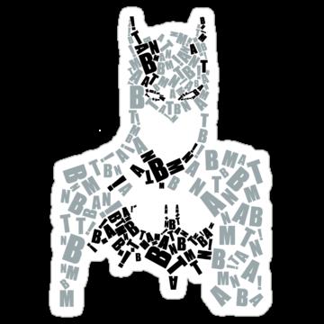3155 Batman Typography