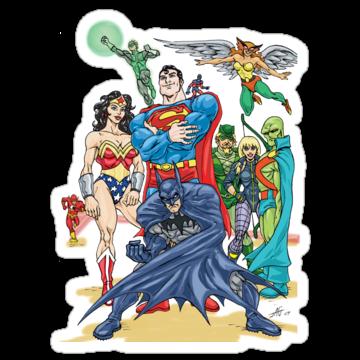 3173 Justice League