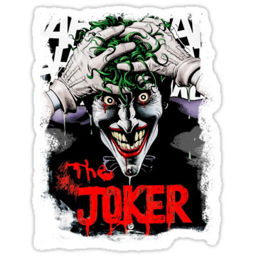 3183 The birth of the joker