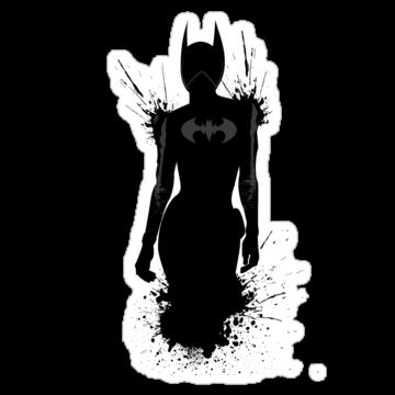 3184 The Black Bat - Cassandra Cain