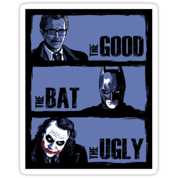 3185 The Good, the Bat and the Ugly