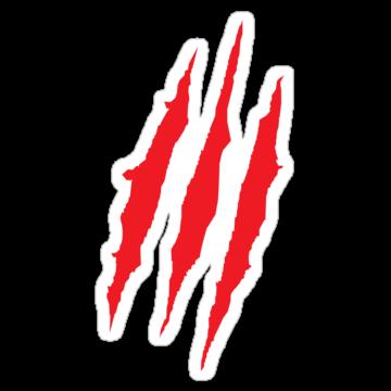 3232 Wolverine Claw Marks