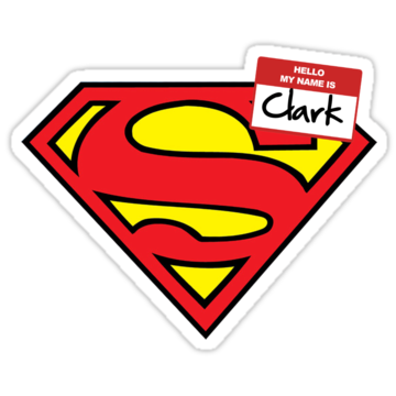 3252 Hello, My Name Is Clark
