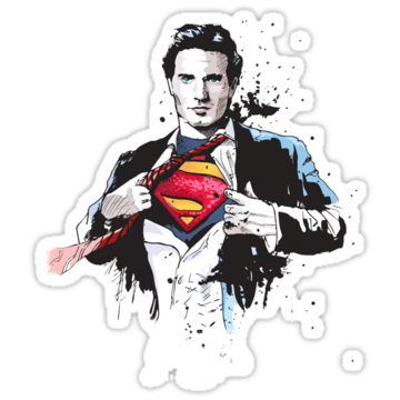 3273 Superman Art