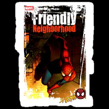 3296 Friendly Spiderman