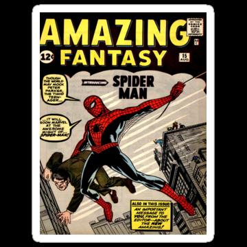 3305 Spider man #1
